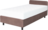 Extra bed MOBIL brown with mattress