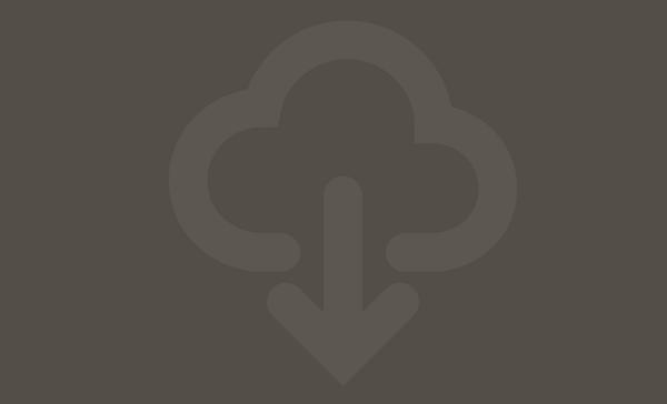 download symbol auf braunem Hintergrund