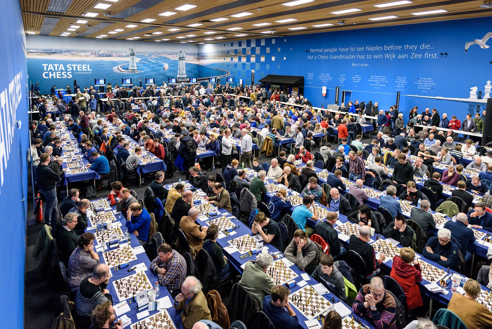 Tata Steel chess tournament 2020 Round1-22