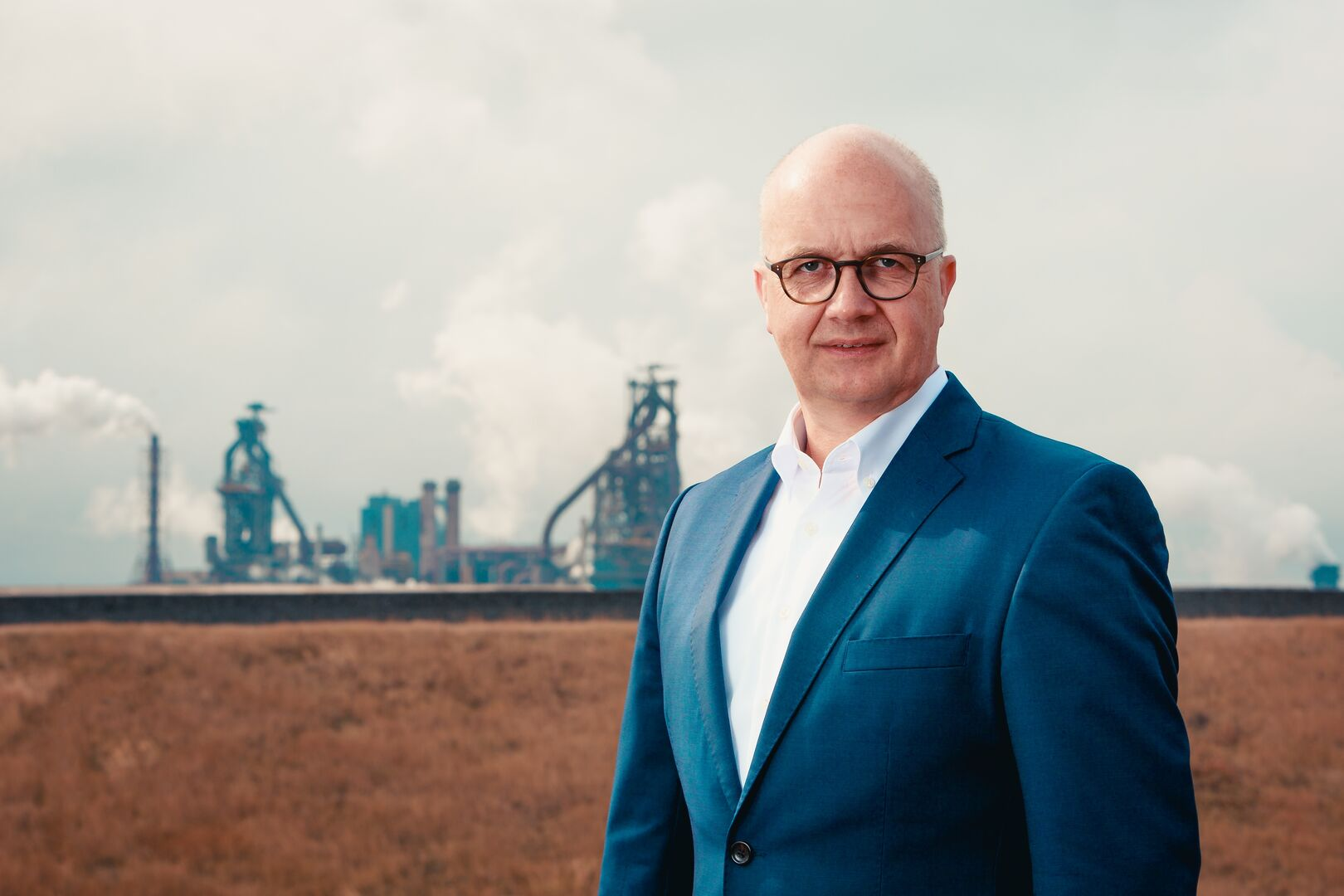 Dr Henrik Adam Chief Executive Officer, Tata Steel in Europe