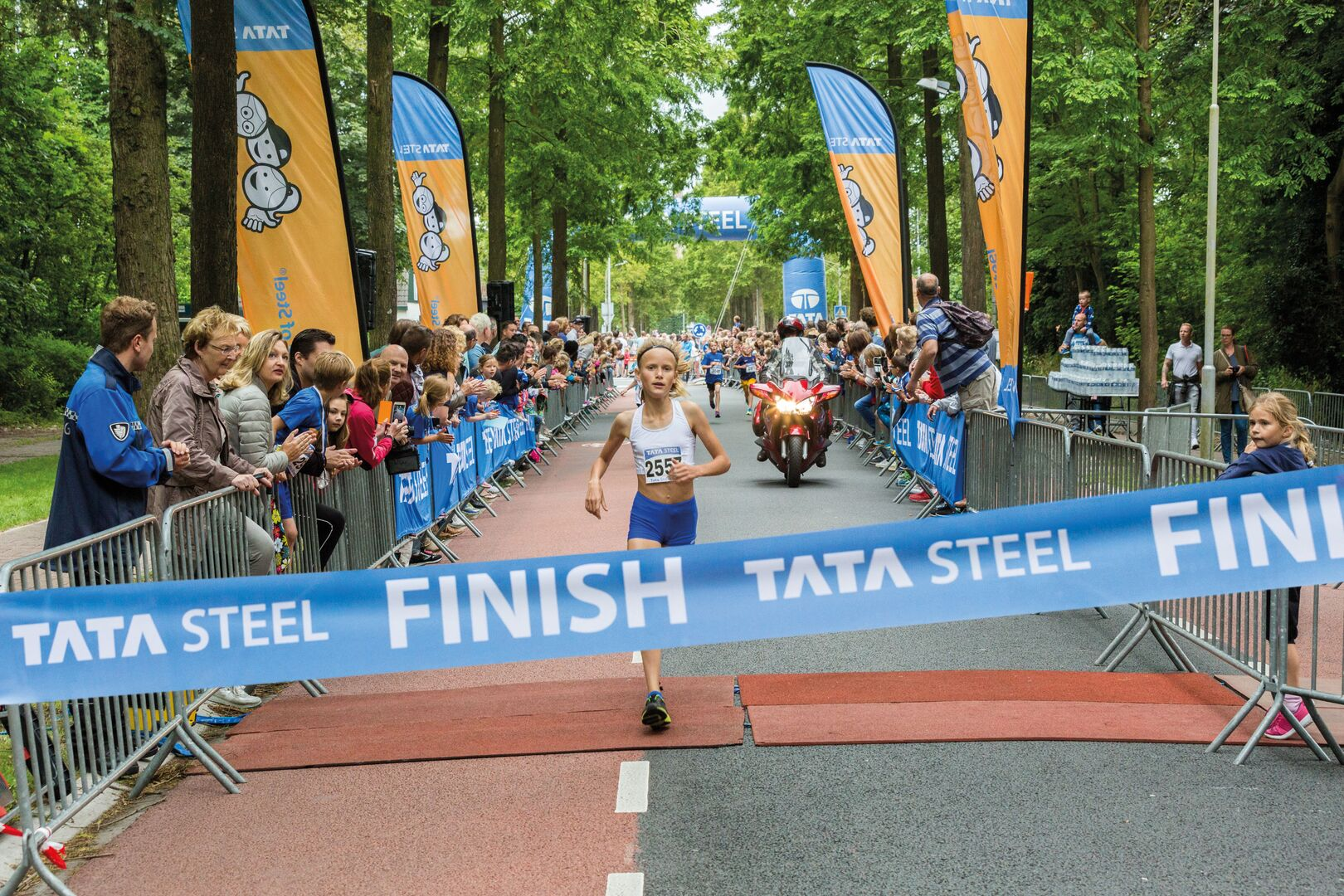 Tata Steel sponsored run
