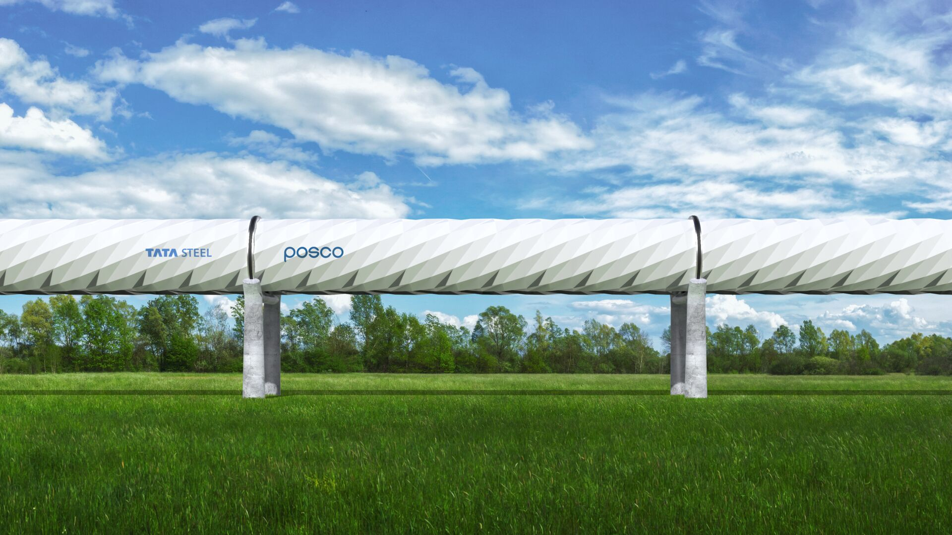 Tata Steel-POSCO Hyperloop