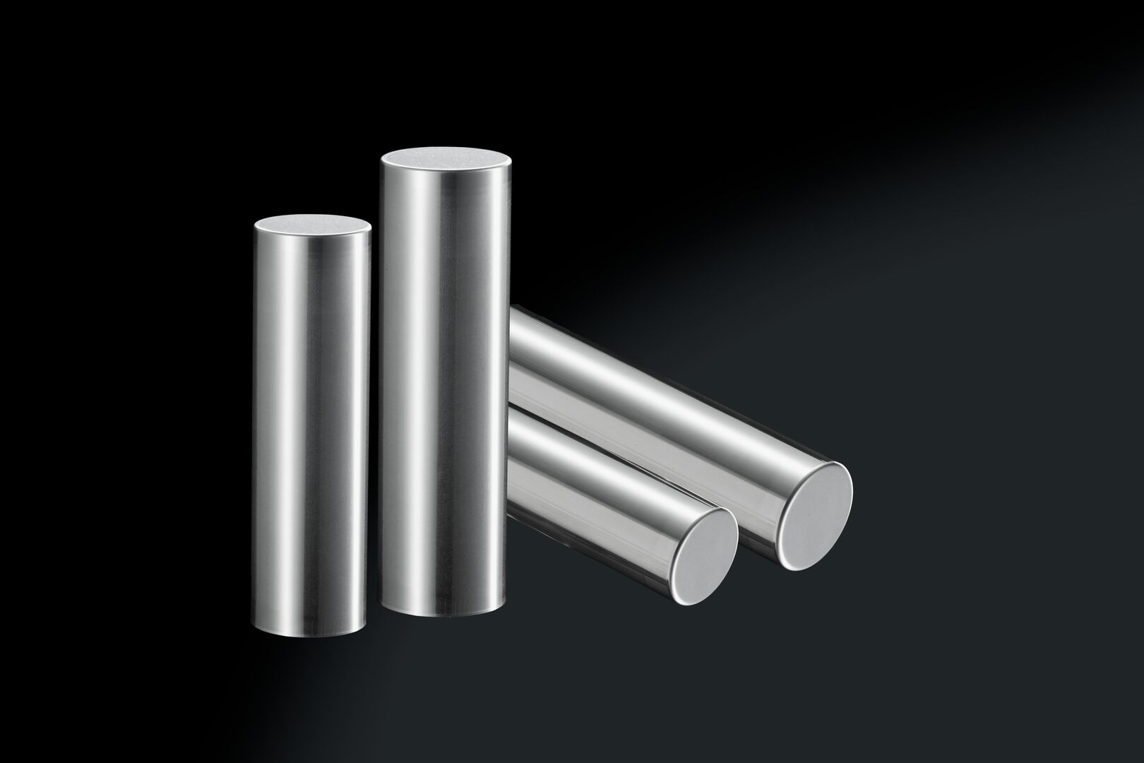 Cylindrical Li-ion battery cans