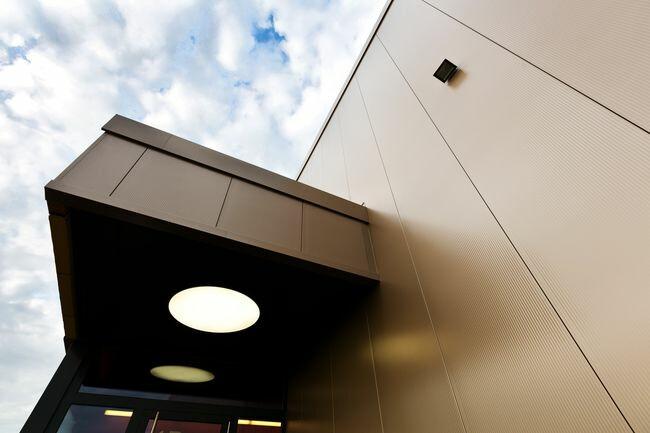 Tata Steel construction monopanel wall superlaine