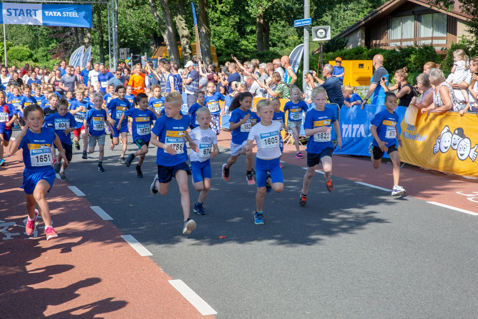 Tata Steel sponsored run 2019