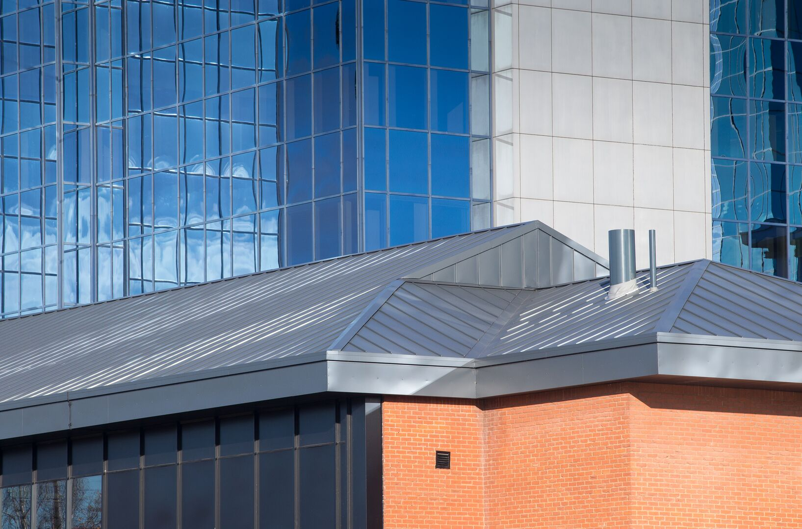 Construction accessories Tata Steel roof and wall fabrications and fascias