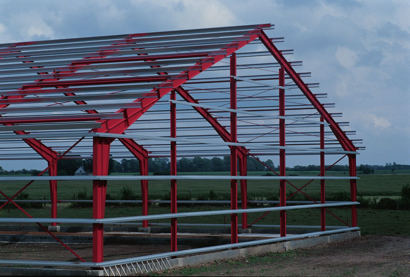 Purlins from Tata Steel in Norway