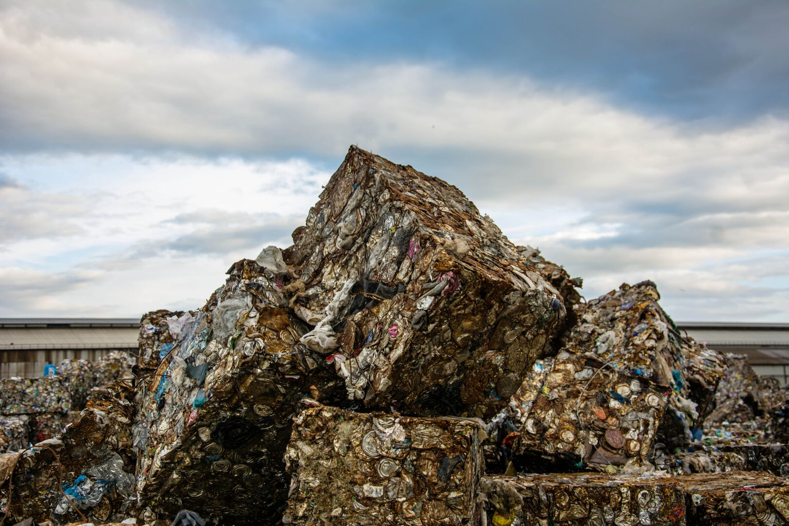 Steel remains the most recycled primary packaging material in Europe