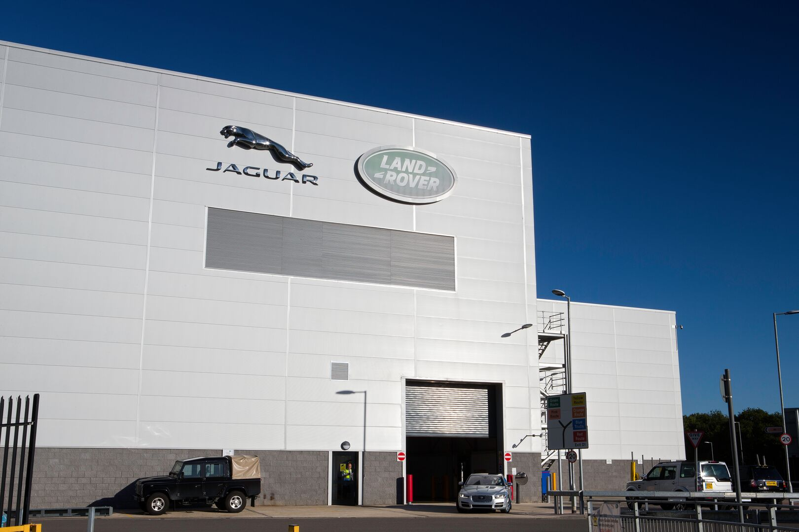 jaguar tata steel construction