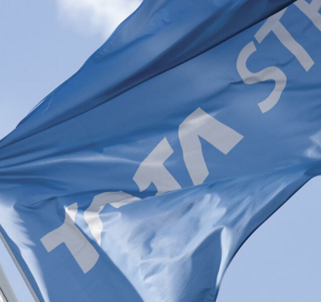 Tata Steel flag