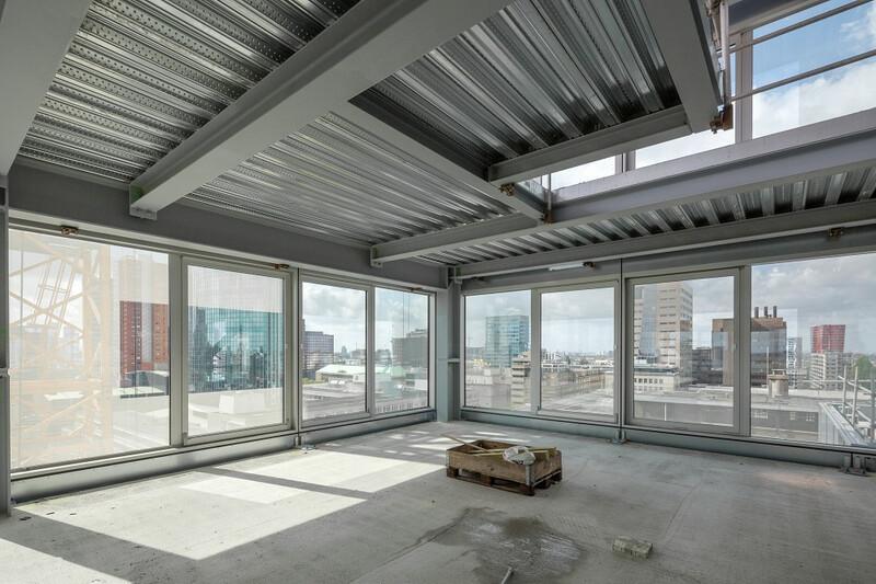 Tata Steel construction flooring ComFlor 60