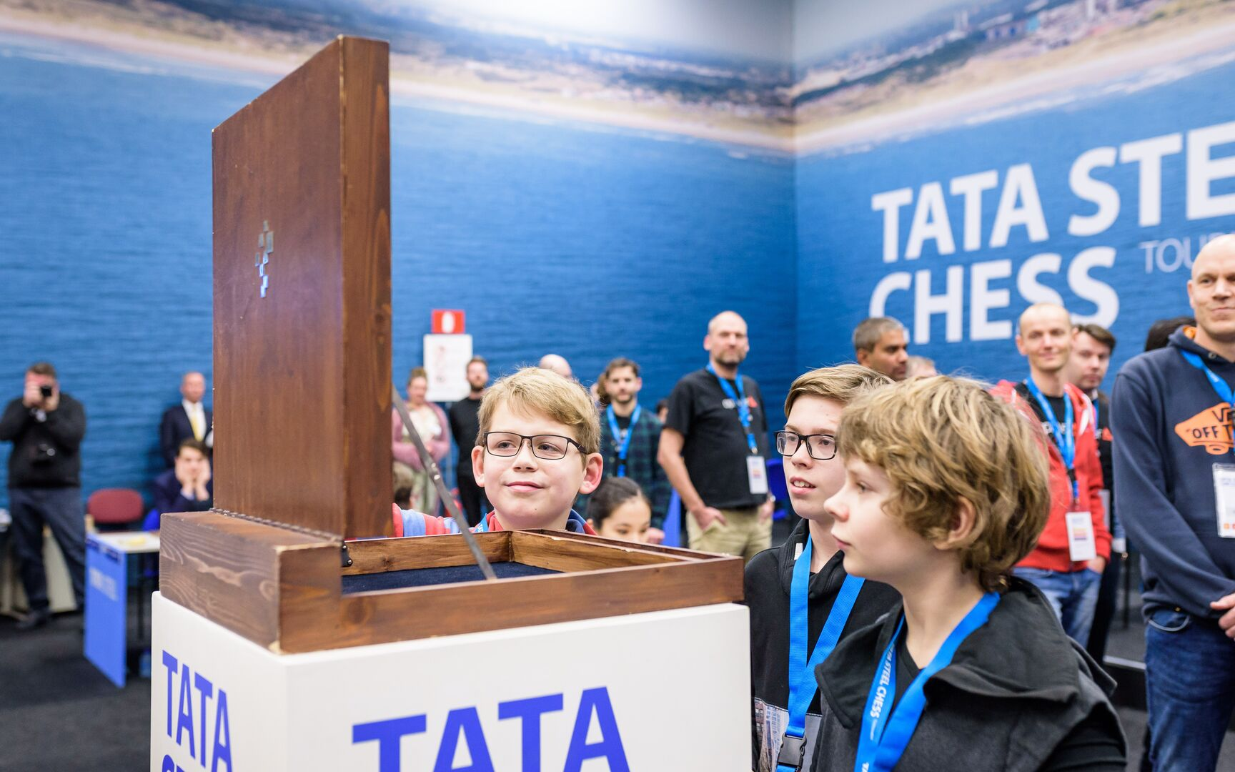 Tata Steel chess tournament, Wijk aan Zee