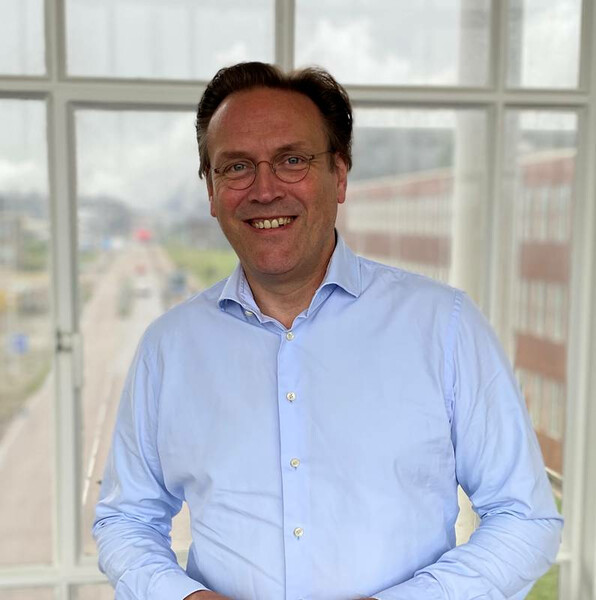 Luc Brantjes - Packaging Sales Director