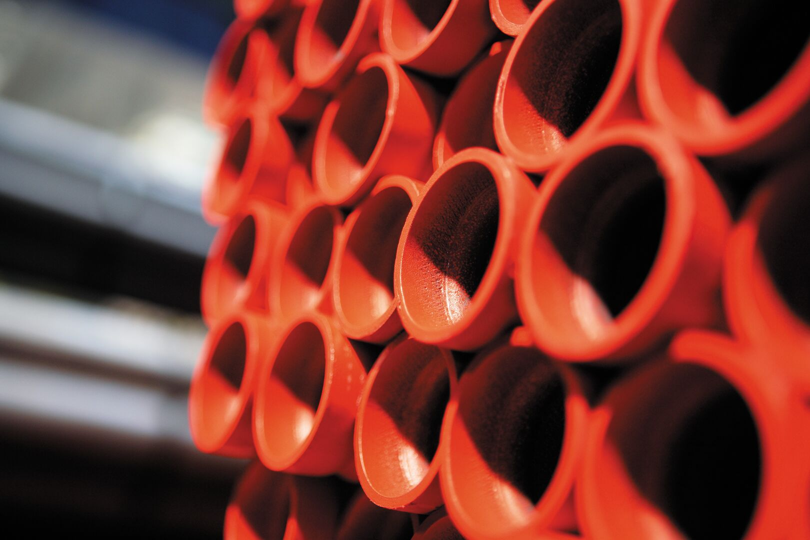 Tata Steel construction Infire conveyance tube