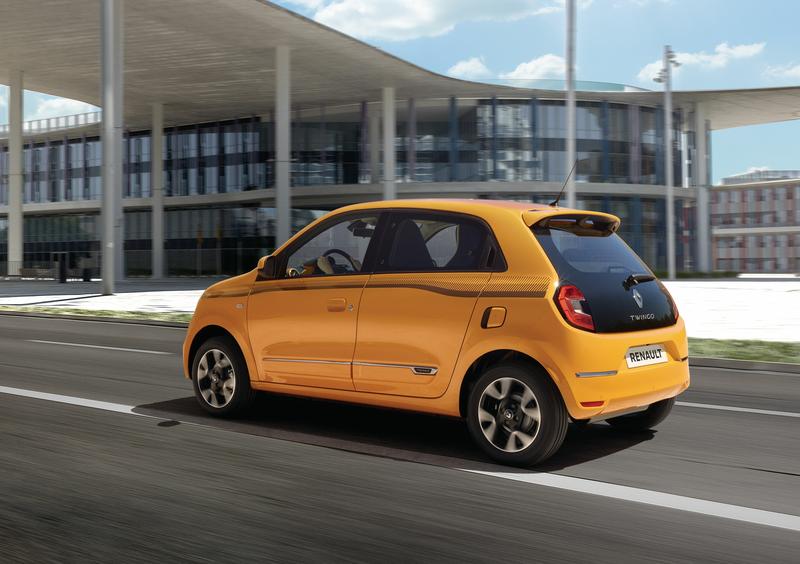 Renault TWINGO HD