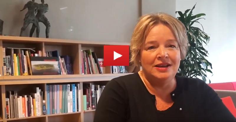 Bekijk het interview met Hedy van den Berk over de Innovatiechallenge