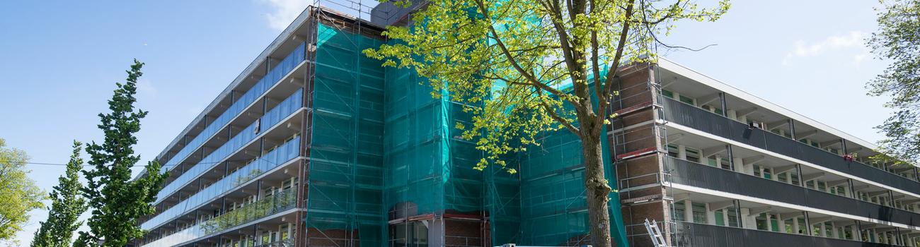 Woningen sneller van aardgas af door Startmotor en Renovatieversneller