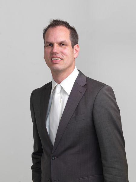 Foto Wim Broeders, jurist bij Woonbedrijf Eindhoven