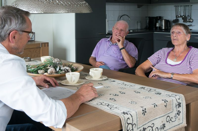 Seniorenconsulenten van Casade helpen huurders bij langer zelfstandig wonen