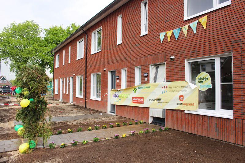 Blokje Om: nieuwe woning op oud adres