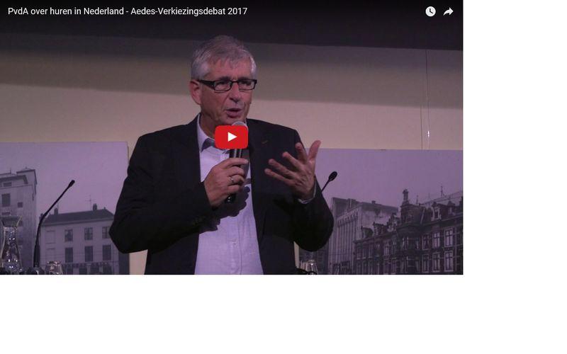Video: politici over huren