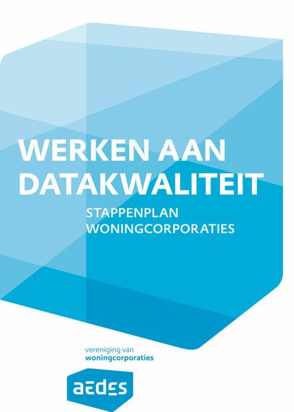 Stappenplan datakwaliteit