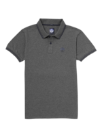 STRETCH PIQUET LOGO POLO
