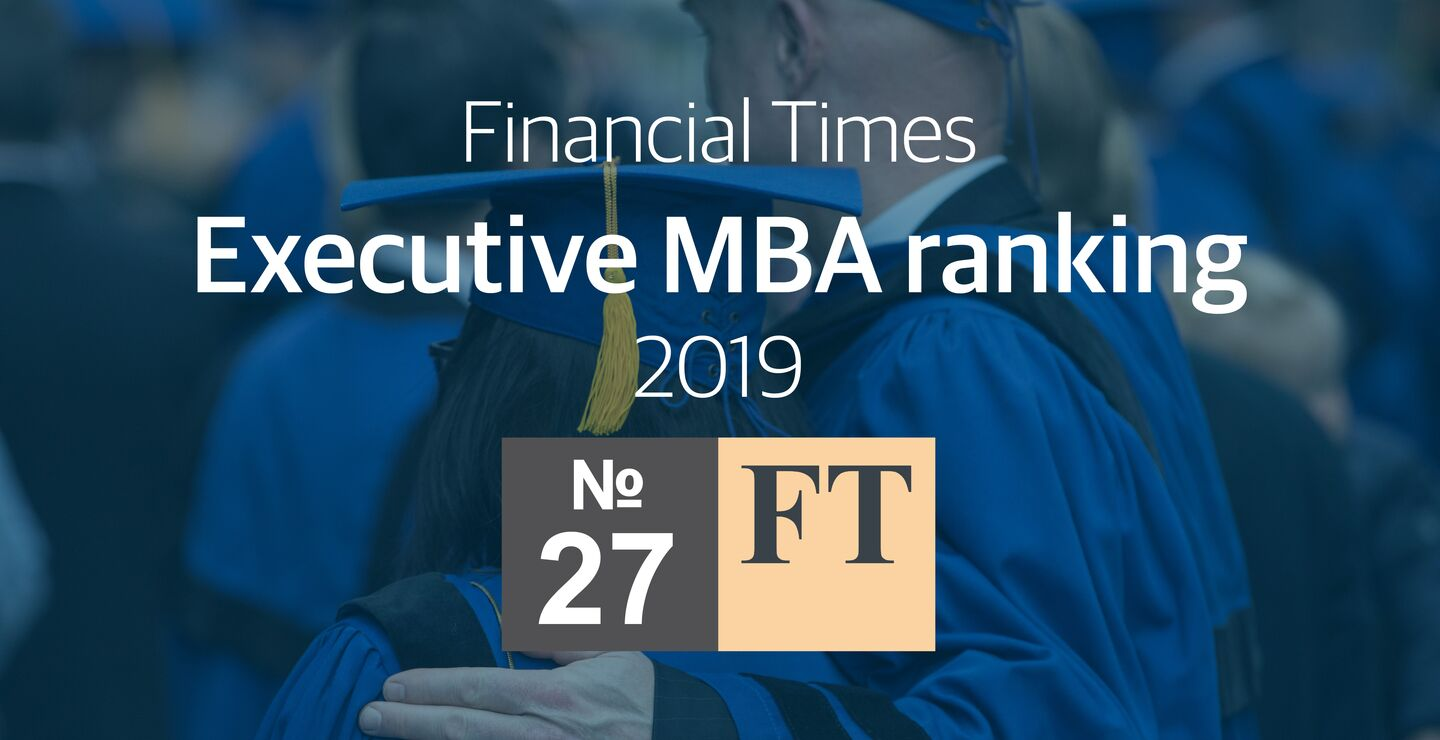 FT ranking MBA