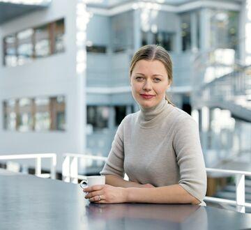 PhD Candidate Caroline Espegren