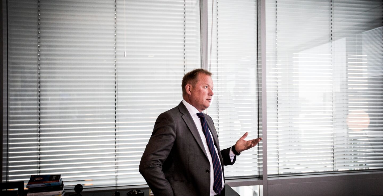 Rektor ved BI Inge Jan Henjesand