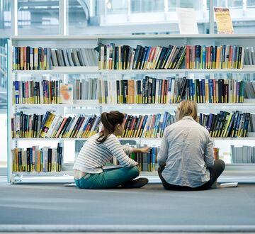 Bli inspirert på biblioteket image