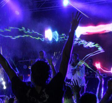 Mennesker på konsert