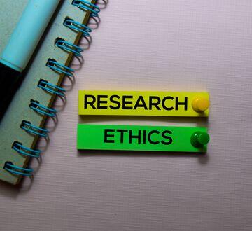 To post it lapper med ordene research og ethics