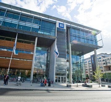 BI Norwegian Business School in Oslo image