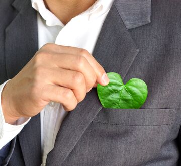"""""""Grønne investeringer"""" – Godt for miljøet eller grønnvasking og symbolpolitikk? image"""