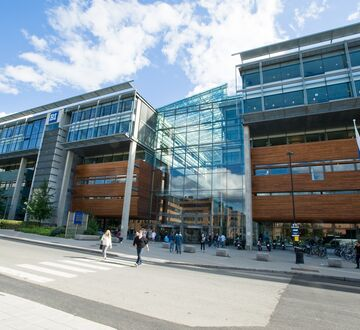 Campus Oslo om sommeren