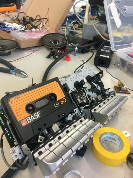 10 g Hard en software lab
