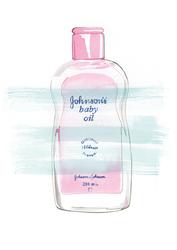 Johnson's Baby Oil Beauty