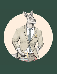 SOUTHERN HIGHLANDS BEER KANGAROO Commercial