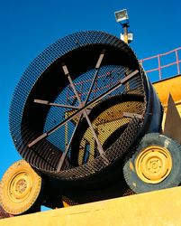 MINING MACHINERY IN NAMIBIA Documentary
