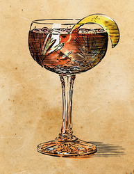 Esquire Cocktail Guide Food & Beverage