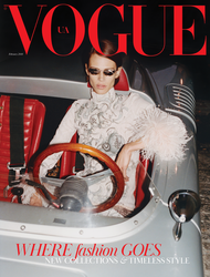 VOGUE UKRAINE Women's Fashion