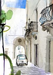Mediterranean atmosphere Lifestyle
