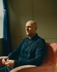 Mark Strong — FT Weekend Portraits