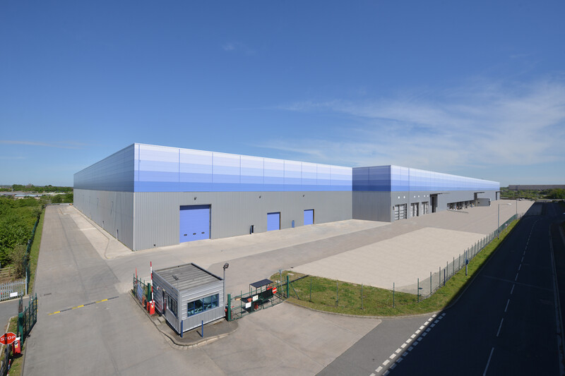Logicor brings largest available UK logistics unit to the market