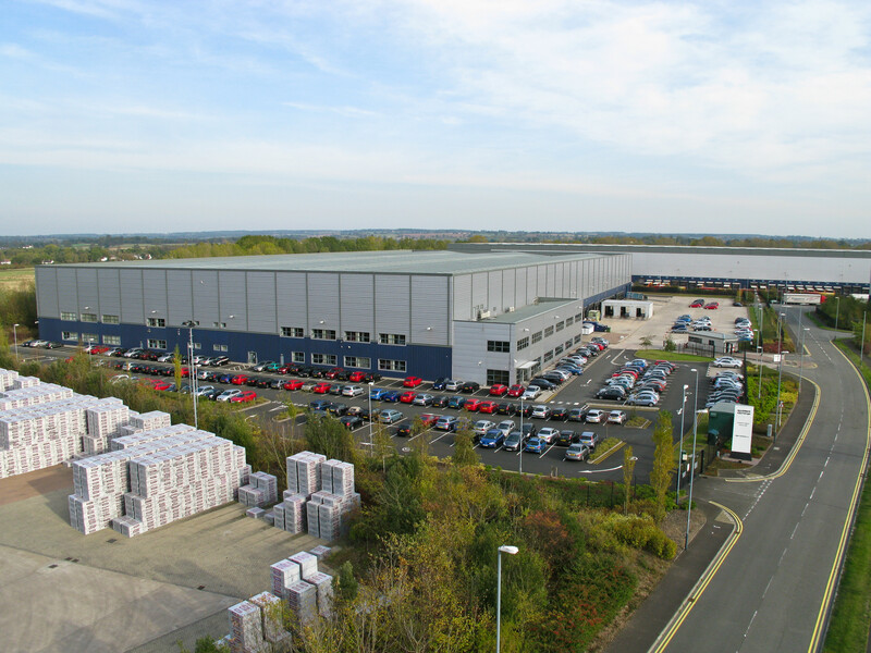 DHL takes new lease at Logicor's 219,122 sq ft Hams Hall warehouse