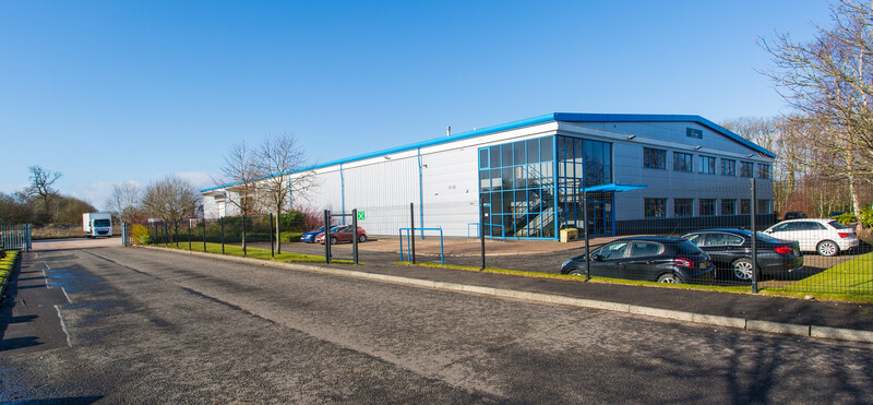 Logicor lets 30,072 sq ft Renfrew Warehouse