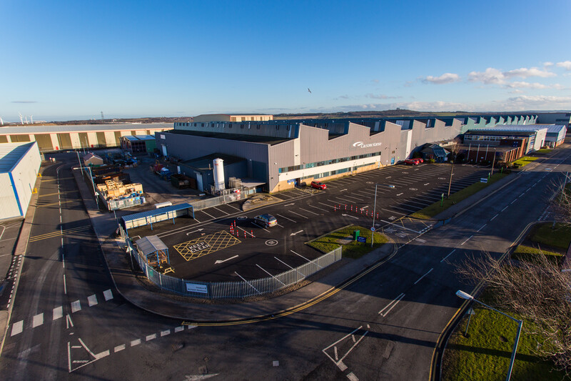 Logicor's Bentall Business Park now fully let