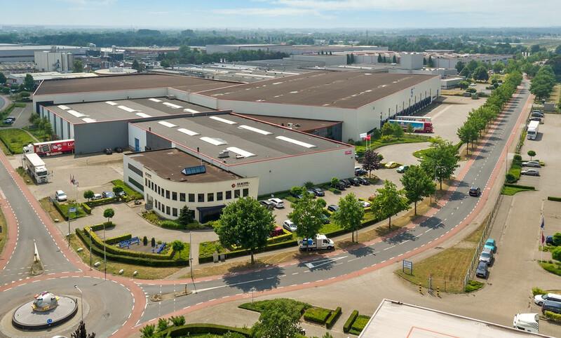 Logicor leases Venlo distribution centre to Seacon Logistics