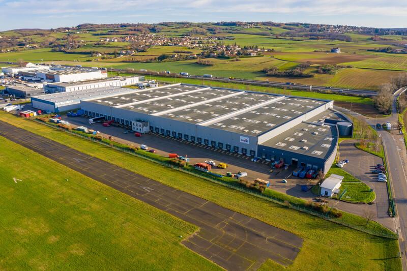Logicor installe Richardson à Reventin,  et XPO Logistics à Saint-Martin-de-Crau